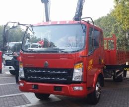 中国重汽专用车