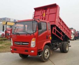 中国重汽豪曼自卸车